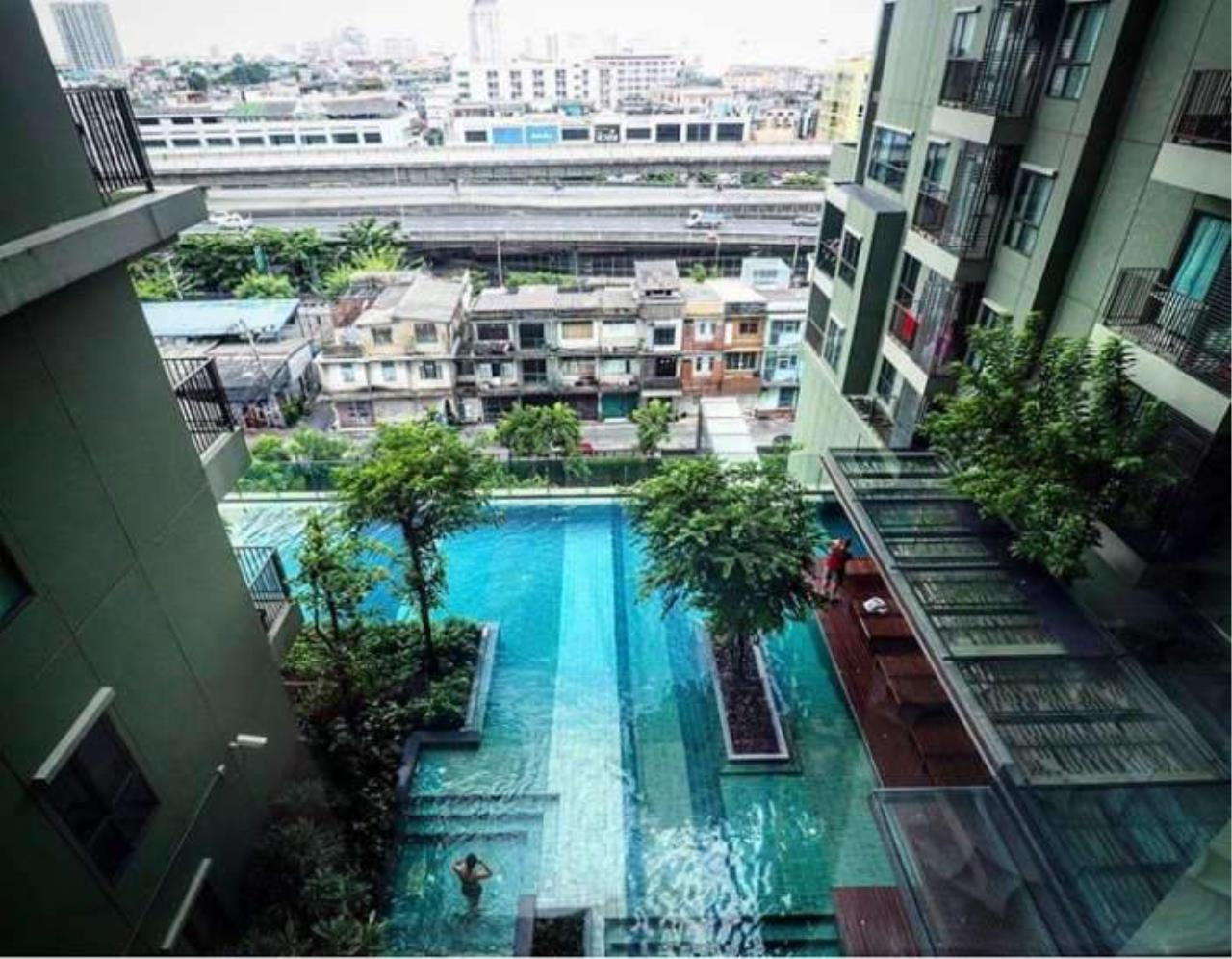 Century21 Skylux Agency's TEAL Sathorn-Taksin / Condo For Sale / 1 Bedroom / 30.59 SQM / BTS Wongwian Yai / Bangkok 5
