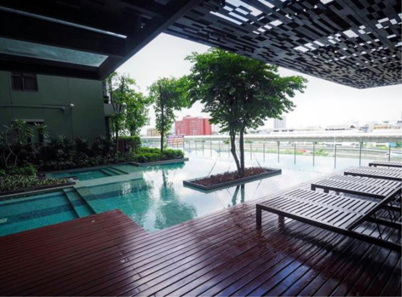 Century21 Skylux Agency's TEAL Sathorn-Taksin / Condo For Sale / 1 Bedroom / 30.59 SQM / BTS Wongwian Yai / Bangkok 6