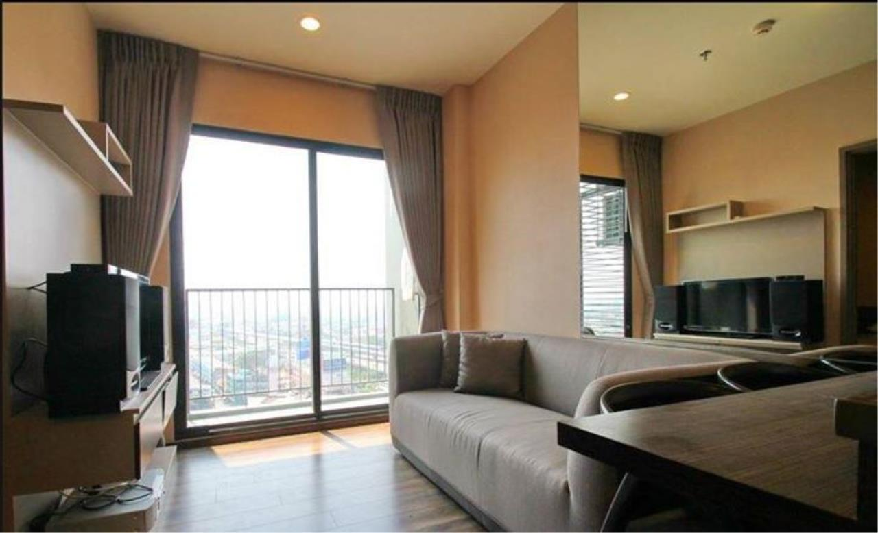 Century21 Skylux Agency's TEAL Sathorn-Taksin / Condo For Sale / 1 Bedroom / 30.59 SQM / BTS Wongwian Yai / Bangkok 1