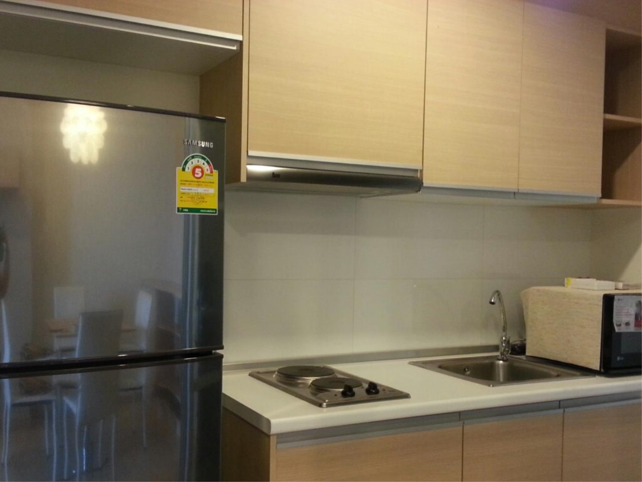 Century21 Skylux Agency's Rhythm Ratchada / Condo For Rent / 1 Bedroom / 45.5 SQM / MRT Ratchadaphisek / Bangkok 6
