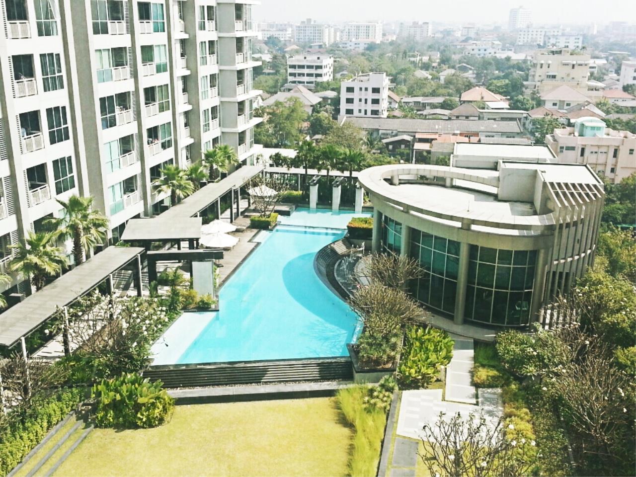 Century21 Skylux Agency's Rhythm Ratchada / Condo For Rent / 1 Bedroom / 45.5 SQM / MRT Ratchadaphisek / Bangkok 7