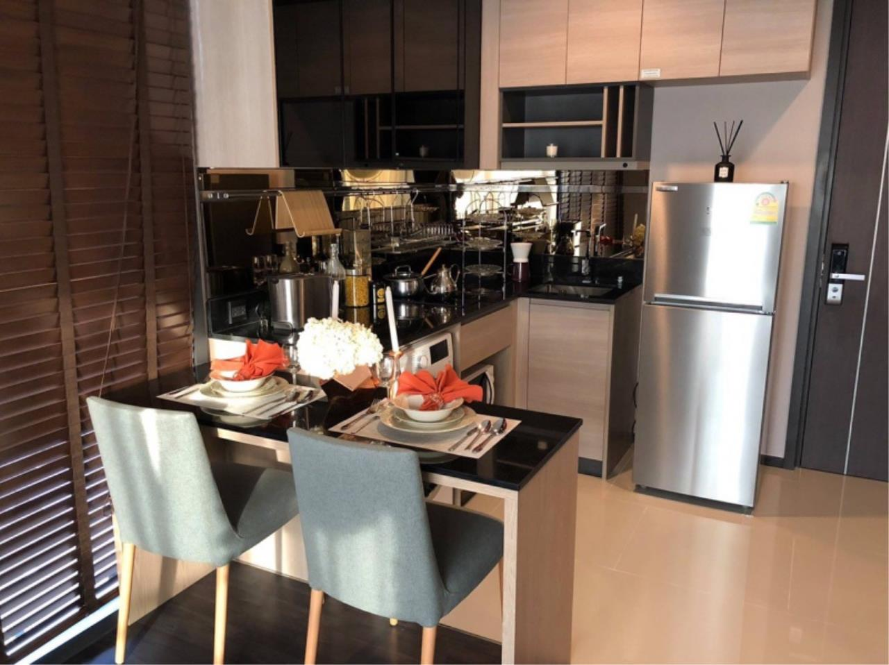 Century21 Skylux Agency's The Line Asoke – Ratchada / Condo For Sale / 1 Bedroom / 35.67 SQM / MRT Phra Ram 9 / Bangkok 6