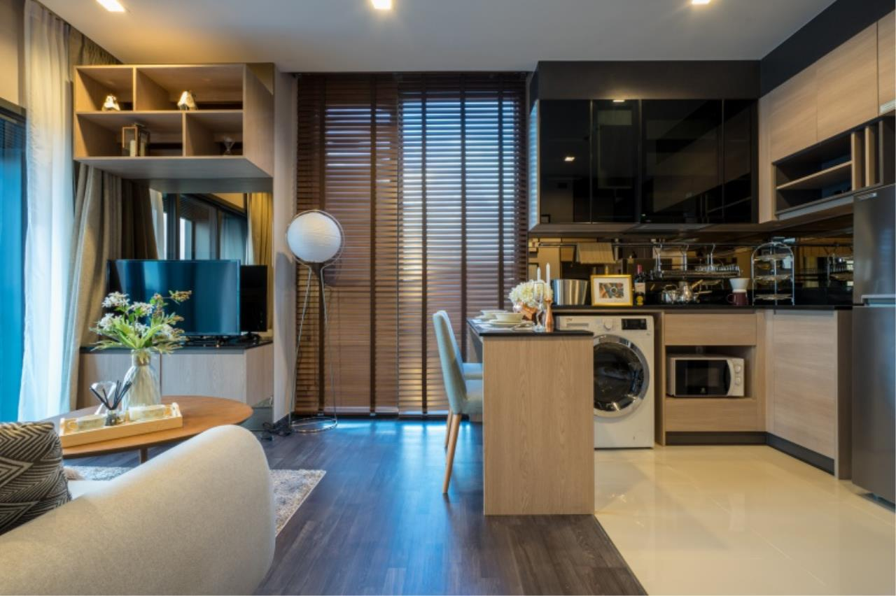 Century21 Skylux Agency's The Line Asoke – Ratchada / Condo For Sale / 1 Bedroom / 35.67 SQM / MRT Phra Ram 9 / Bangkok 5