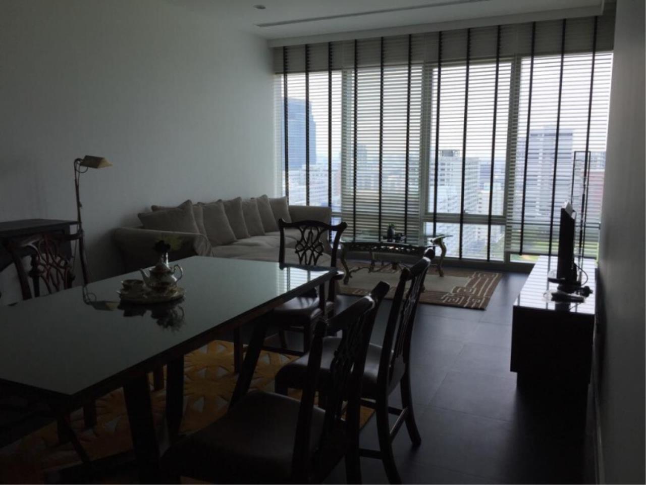Century21 Skylux Agency's 185 Rajadamri / Condo For Sale / 2 Bedroom / 127 SQM / BTS Ratchadamri / Bangkok 8