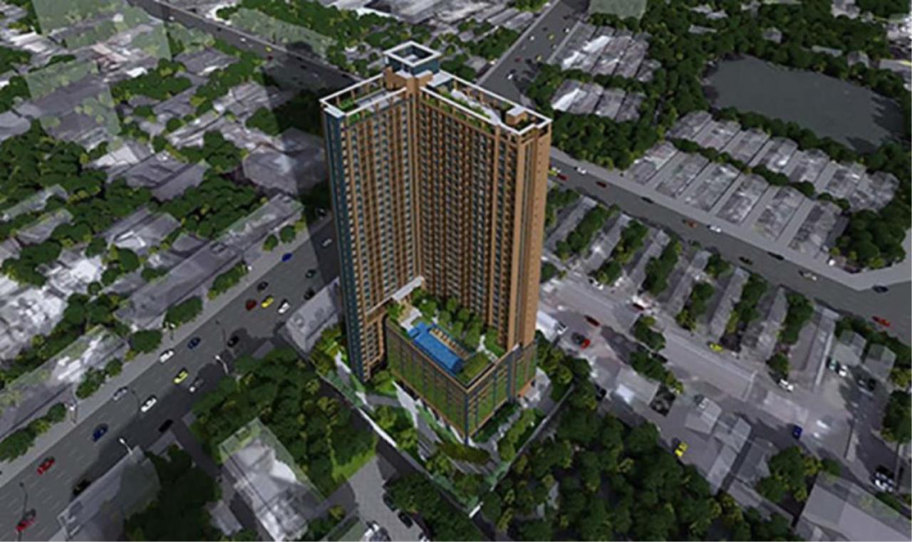 Century21 Skylux Agency's Lumpini Suite Phetchaburi-Makkasan / Condo For Sale / 1 Bedroom / 23 SQM / MRT Phetchaburi / Bangkok 1