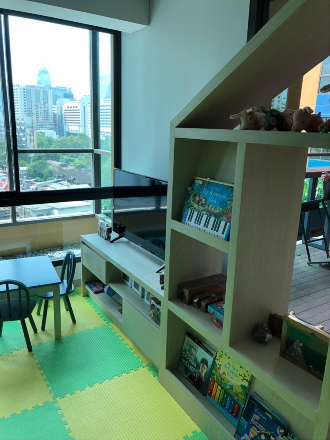 Century21 Skylux Agency's Lumpini Suite Phetchaburi-Makkasan / Condo For Sale / 1 Bedroom / 23 SQM / MRT Phetchaburi / Bangkok 10