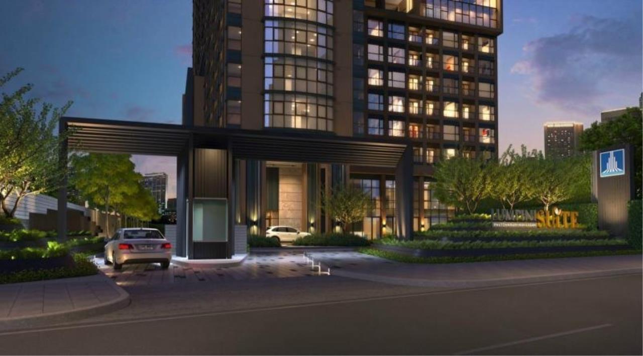 Century21 Skylux Agency's Lumpini Suite Phetchaburi-Makkasan / Condo For Sale / 1 Bedroom / 23 SQM / MRT Phetchaburi / Bangkok 11