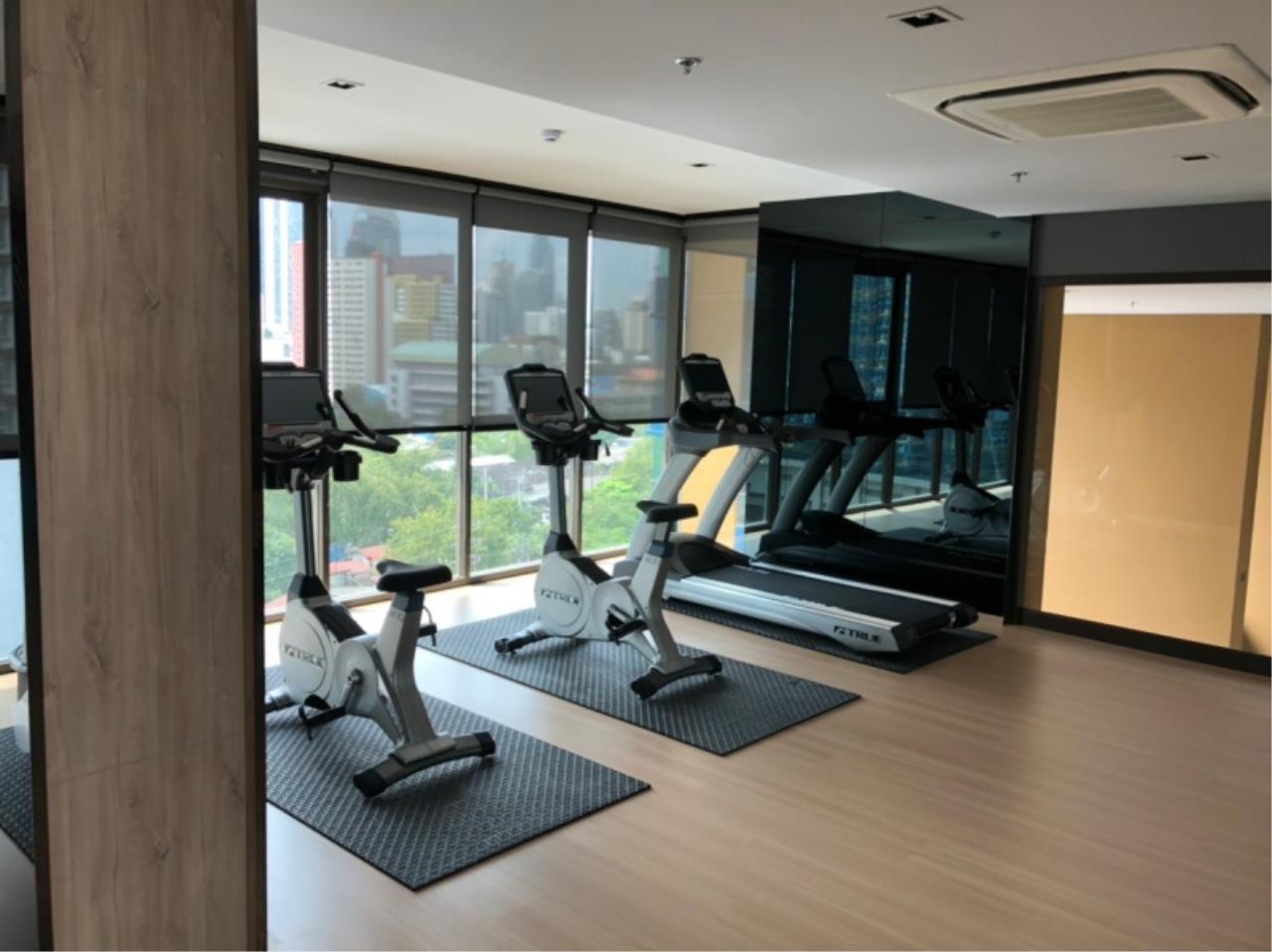Century21 Skylux Agency's Lumpini Suite Phetchaburi-Makkasan / Condo For Sale / 1 Bedroom / 23 SQM / MRT Phetchaburi / Bangkok 8