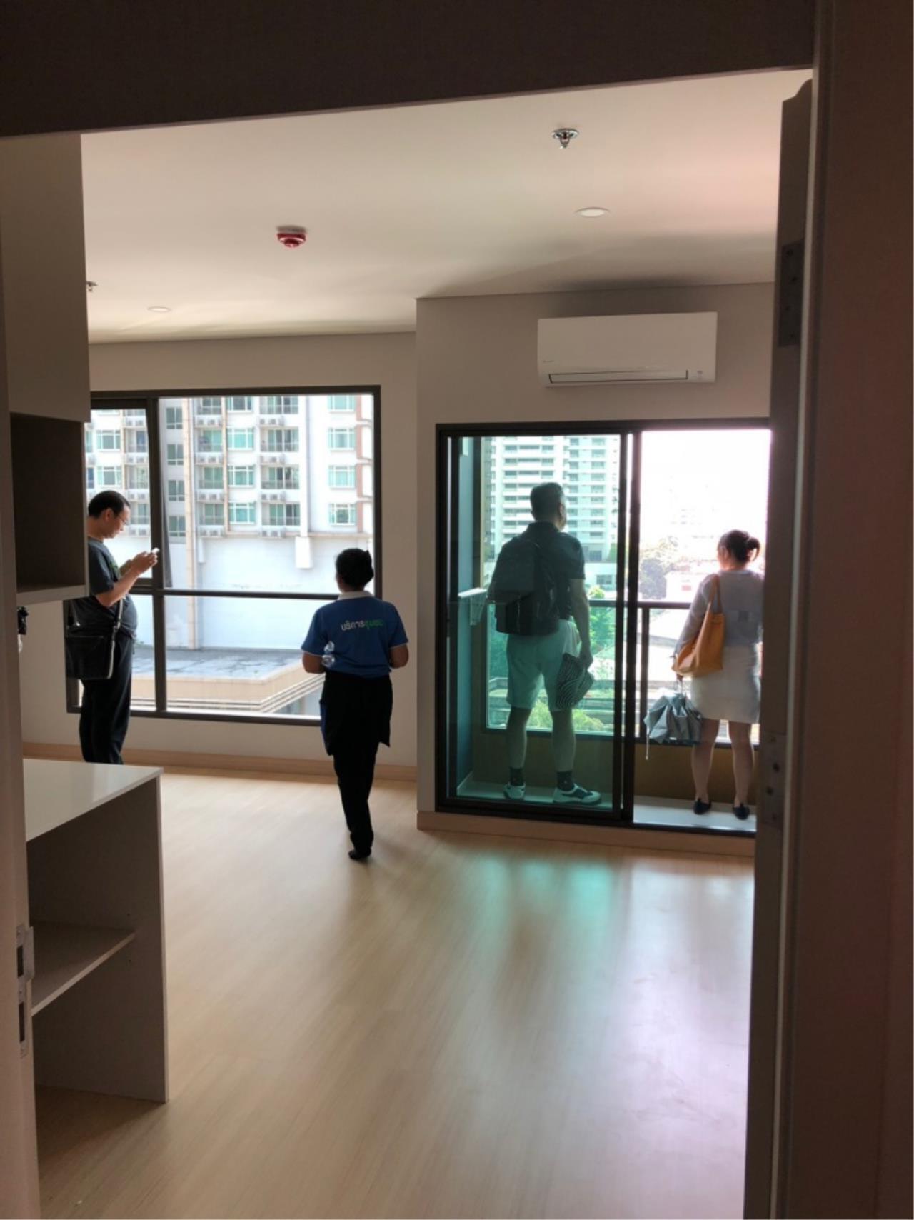 Century21 Skylux Agency's Lumpini Suite Phetchaburi-Makkasan / Condo For Sale / 1 Bedroom / 23 SQM / MRT Phetchaburi / Bangkok 3