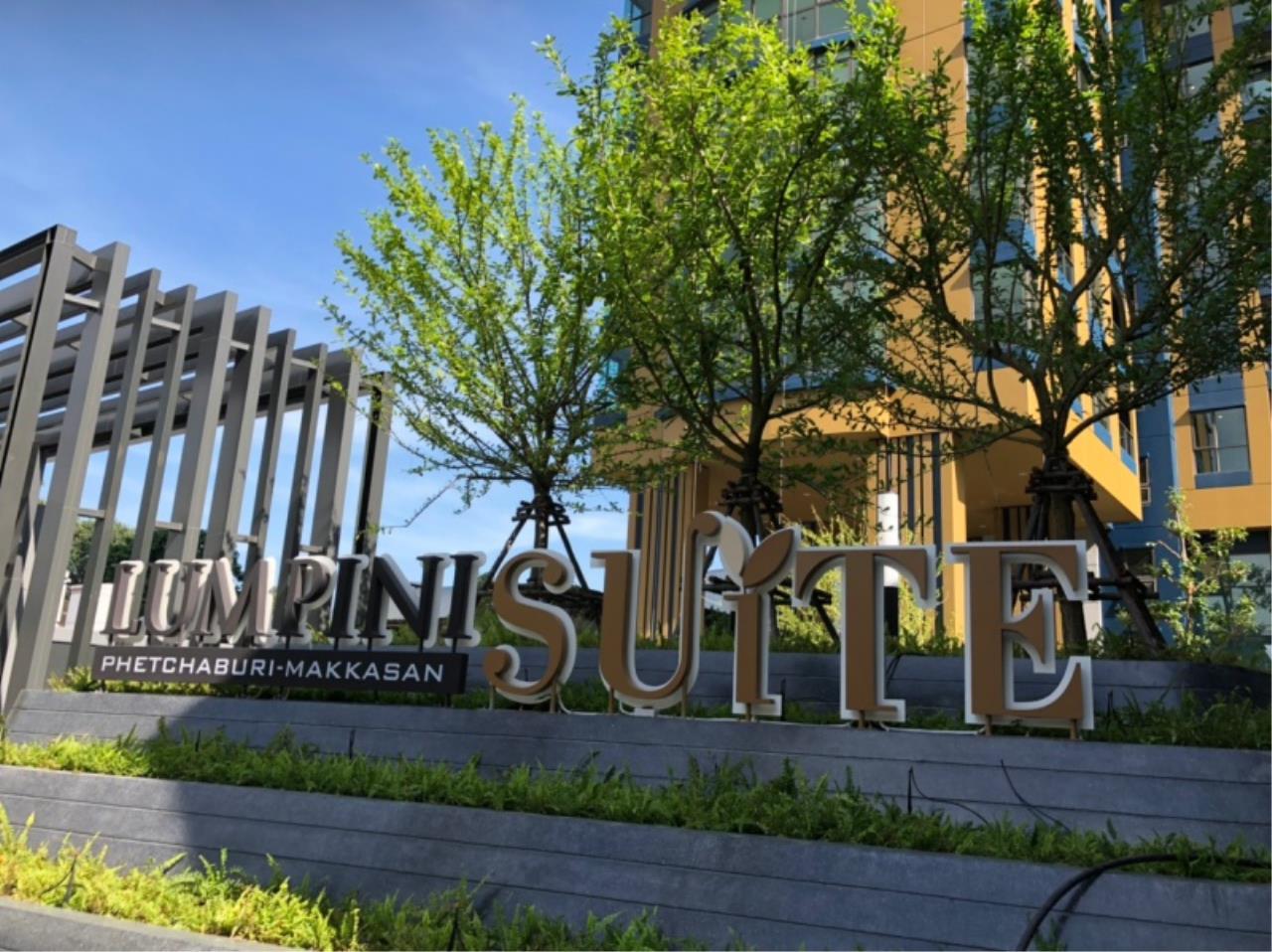 Century21 Skylux Agency's Lumpini Suite Phetchaburi-Makkasan / Condo For Sale / 1 Bedroom / 27 SQM / MRT Phetchaburi / Bangkok 11