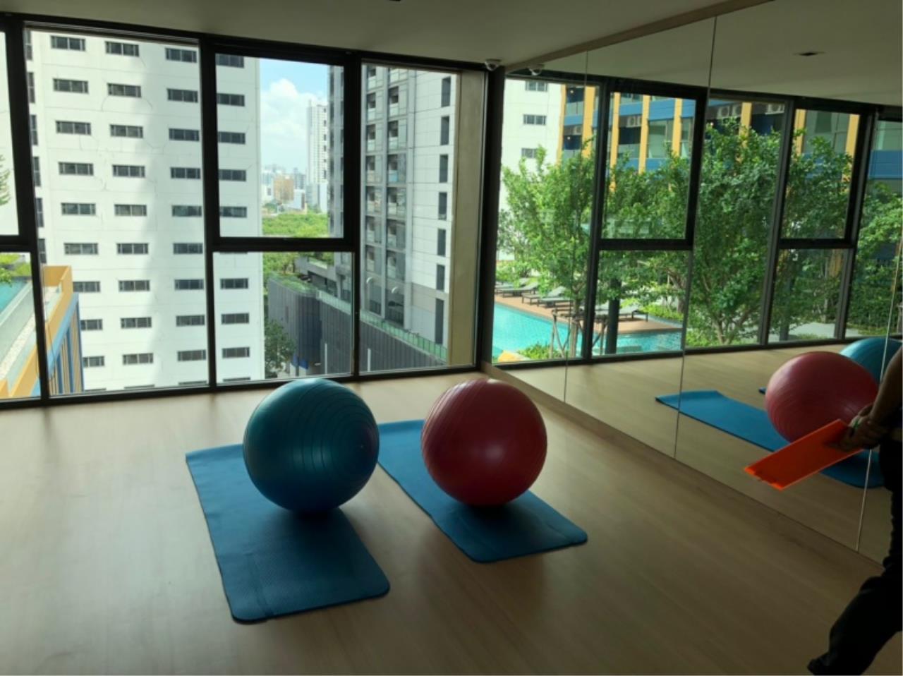 Century21 Skylux Agency's Lumpini Suite Phetchaburi-Makkasan / Condo For Sale / 1 Bedroom / 27 SQM / MRT Phetchaburi / Bangkok 10
