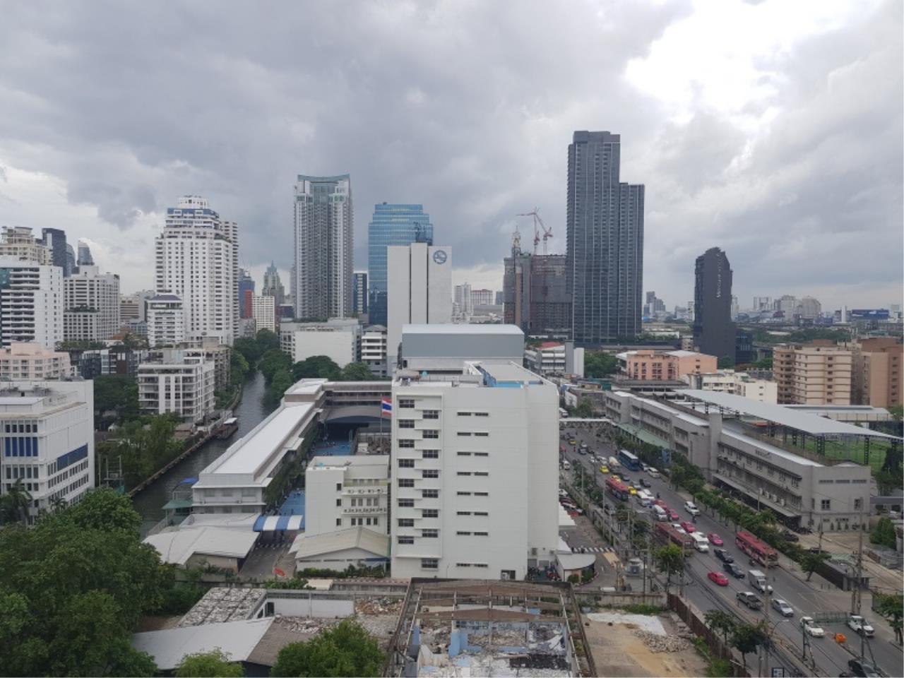 Century21 Skylux Agency's Villa Asoke / Condo For Rent / 2 Bedroom / 80.77 SQM / MRT Phetchaburi / Bangkok 15