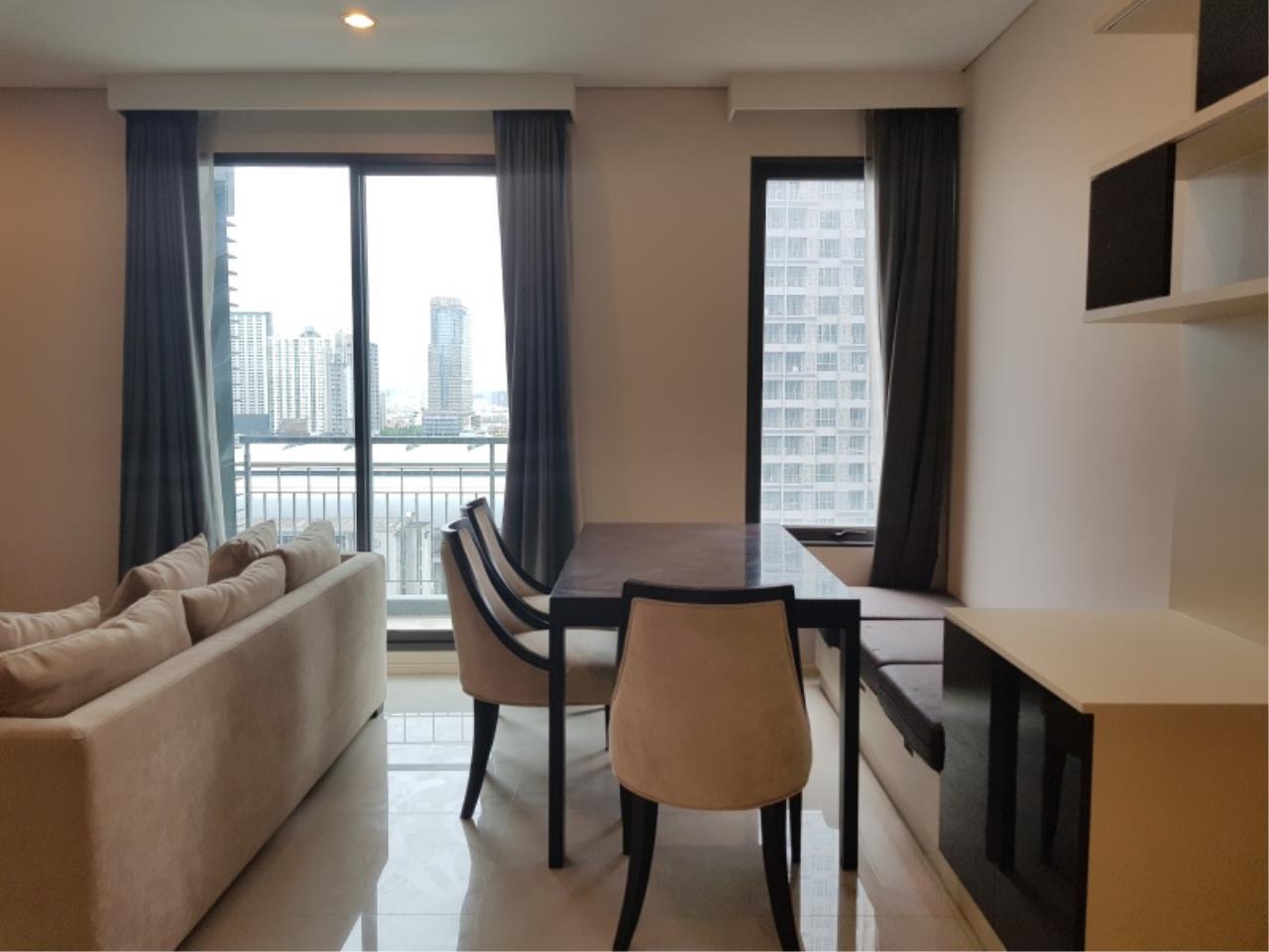 Century21 Skylux Agency's Villa Asoke / Condo For Rent / 2 Bedroom / 80.77 SQM / MRT Phetchaburi / Bangkok 4