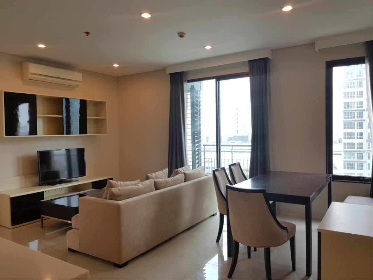Century21 Skylux Agency's Villa Asoke / Condo For Rent / 2 Bedroom / 80.77 SQM / MRT Phetchaburi / Bangkok 10