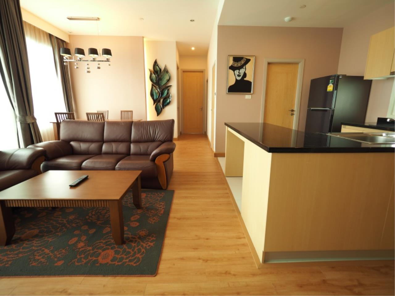 Century21 Skylux Agency's Wind Ratchayothin / Condo For Rent / 2 Bedroom / 79.39 SQM / MRT Lat Phrao / Bangkok 6