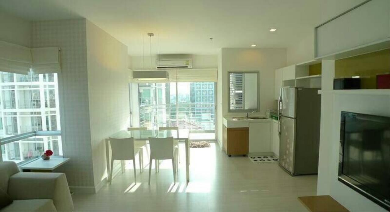 Century21 Skylux Agency's The Room Ratchada-Ladprao / Condo For Sale / 2 Bedroom / 60 SQM / MRT Lat Phrao / Bangkok 6