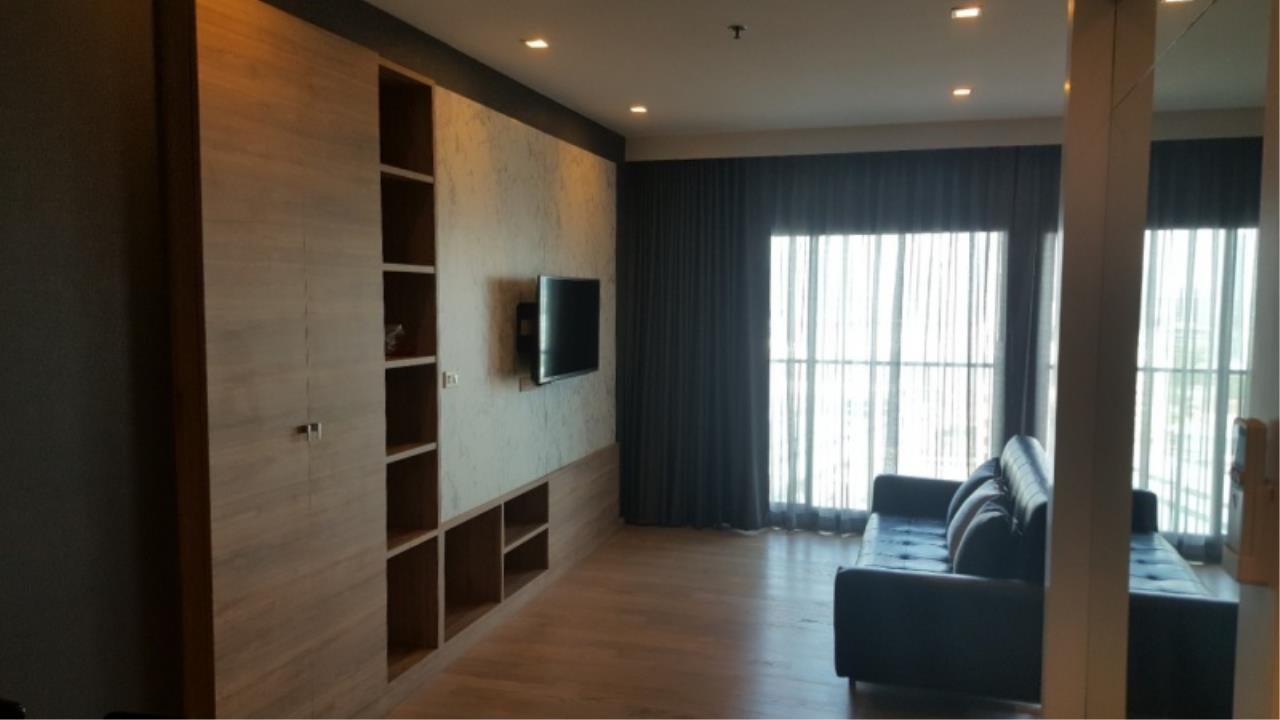 Century21 Skylux Agency's Noble Remix / Condo For Rent / 1 Bedroom / 43.5 SQM / BTS Thong Lo / Bangkok 1