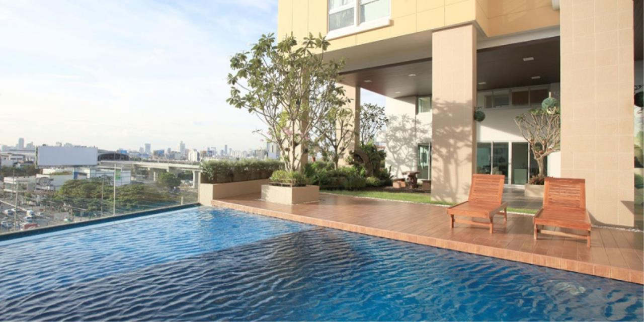 Century21 Skylux Agency's My Resort Bangkok / Condo For Rent / 2 Bedroom / 63.9 SQM / MRT Phetchaburi / Bangkok 3