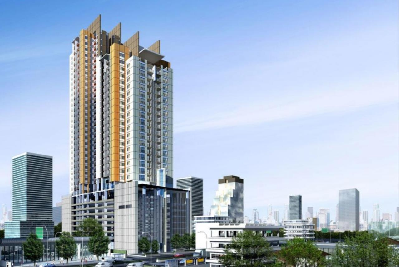 Century21 Skylux Agency's My Resort Bangkok / Condo For Rent / 2 Bedroom / 63.9 SQM / MRT Phetchaburi / Bangkok 1