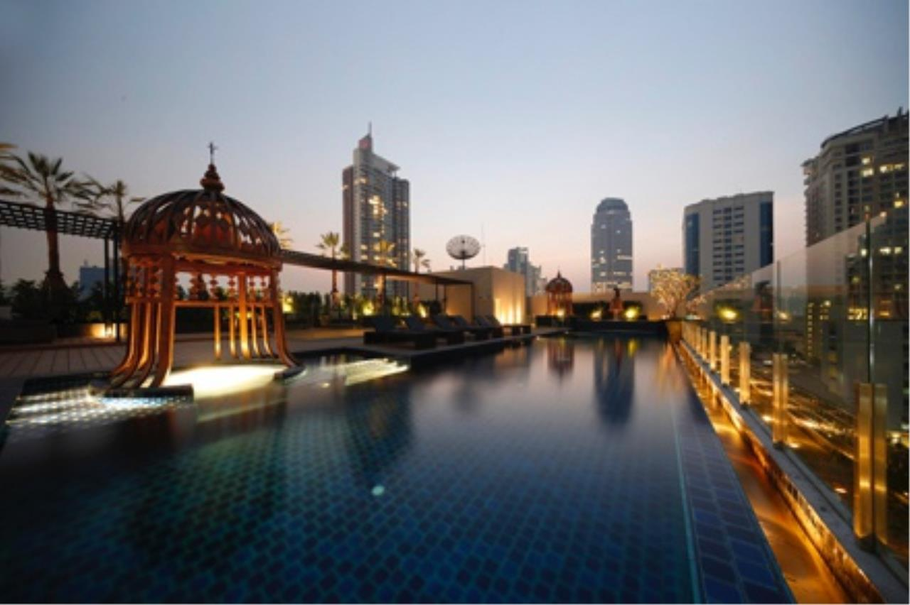 Century21 Skylux Agency's The Address Sukhumvit 61 / Condo For Rent / 2 Bedroom / 66 SQM / BTS Ekkamai / Bangkok 7