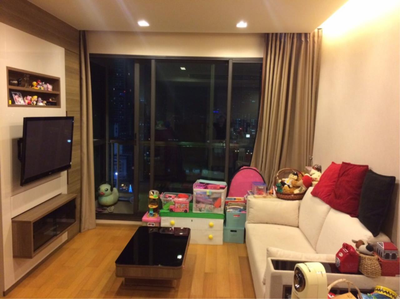 Century21 Skylux Agency's The Address Sathorn / Condo For Sale / 2 Bedroom / 70 SQM / BTS Chong Nonsi / Bangkok 1