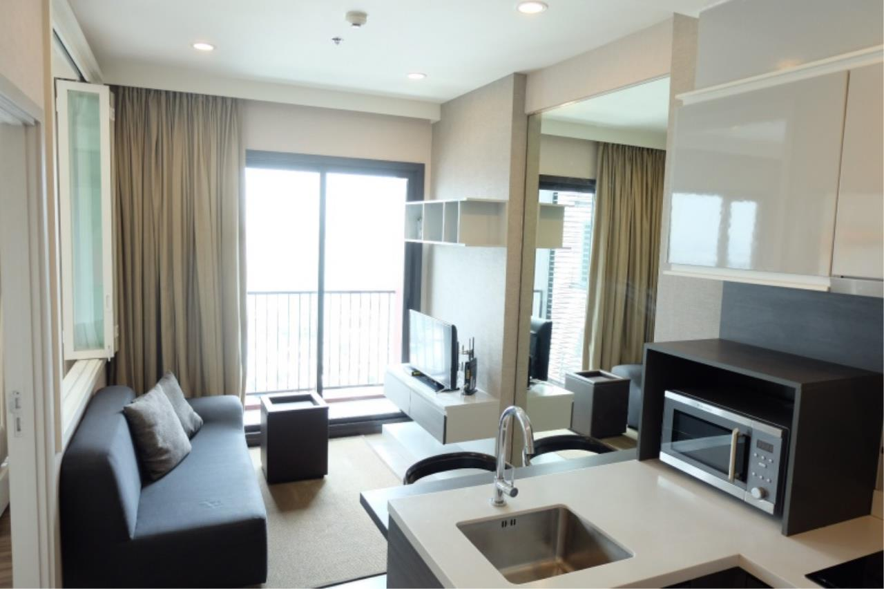 Century21 Skylux Agency's WYNE Sukhumvit / Condo For Rent / 1 Bedroom / 30 SQM / BTS Phra Khanong / Bangkok 1