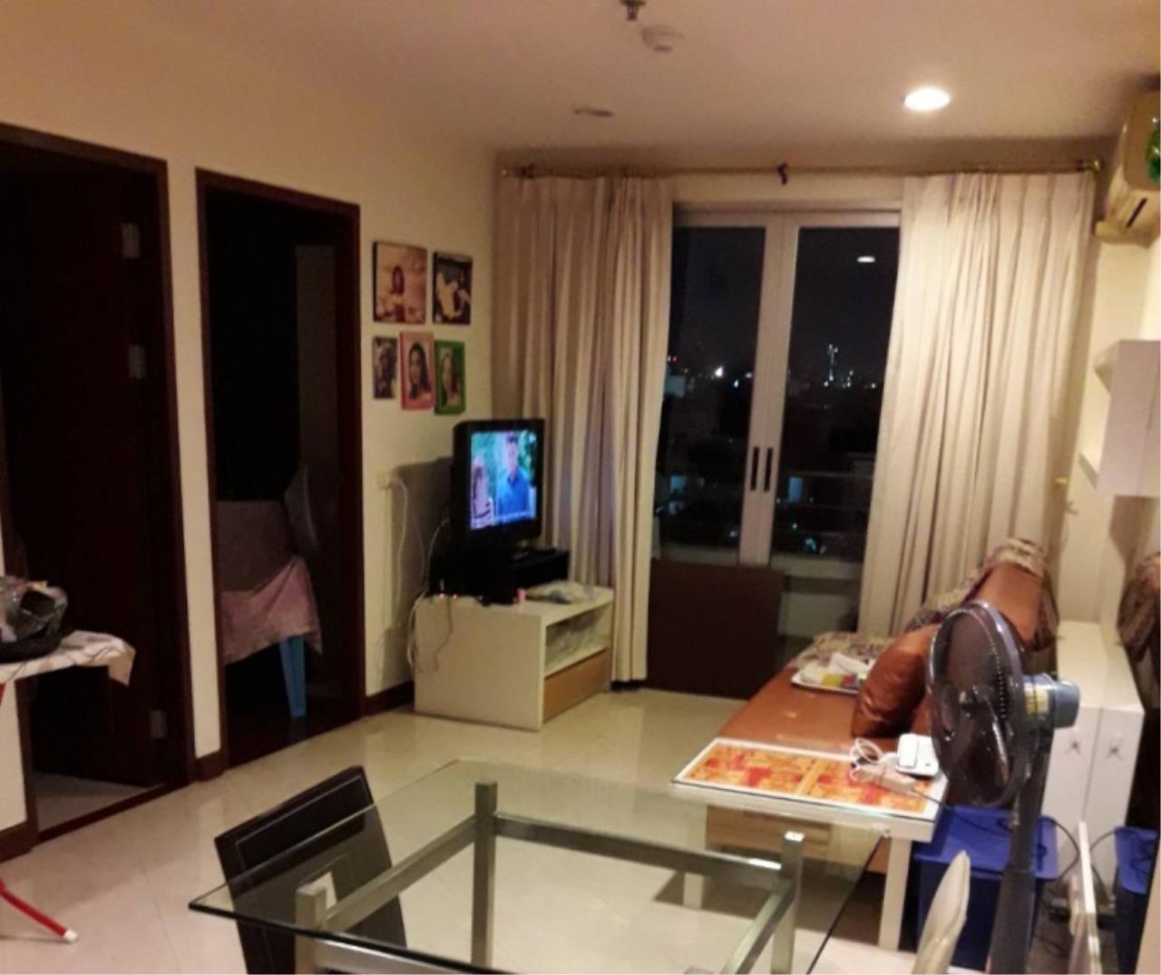 Century21 Skylux Agency's River Heaven / Condo For Sale / 1 Bedroom / 49.37 SQM / BTS Saphan Taksin / Bangkok 1