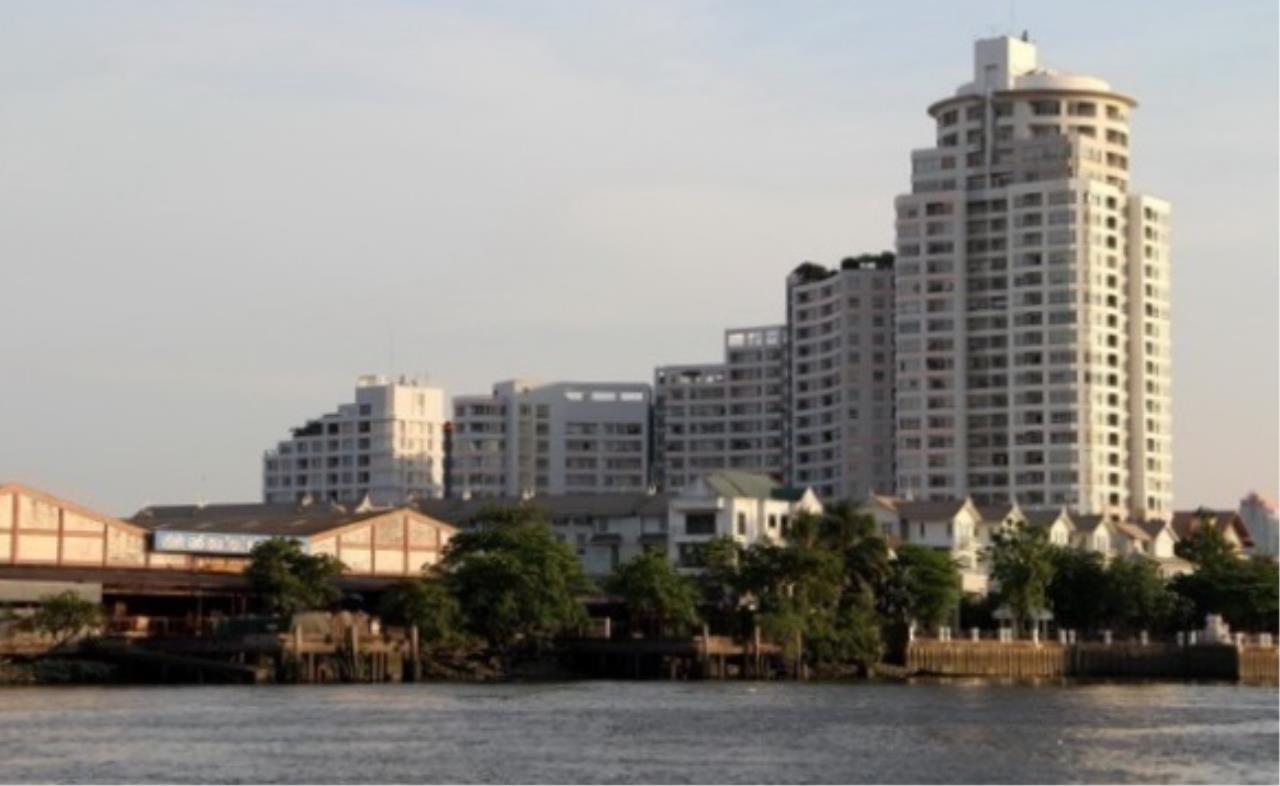 Century21 Skylux Agency's River Heaven / Condo For Sale / 1 Bedroom / 49.37 SQM / BTS Saphan Taksin / Bangkok 14