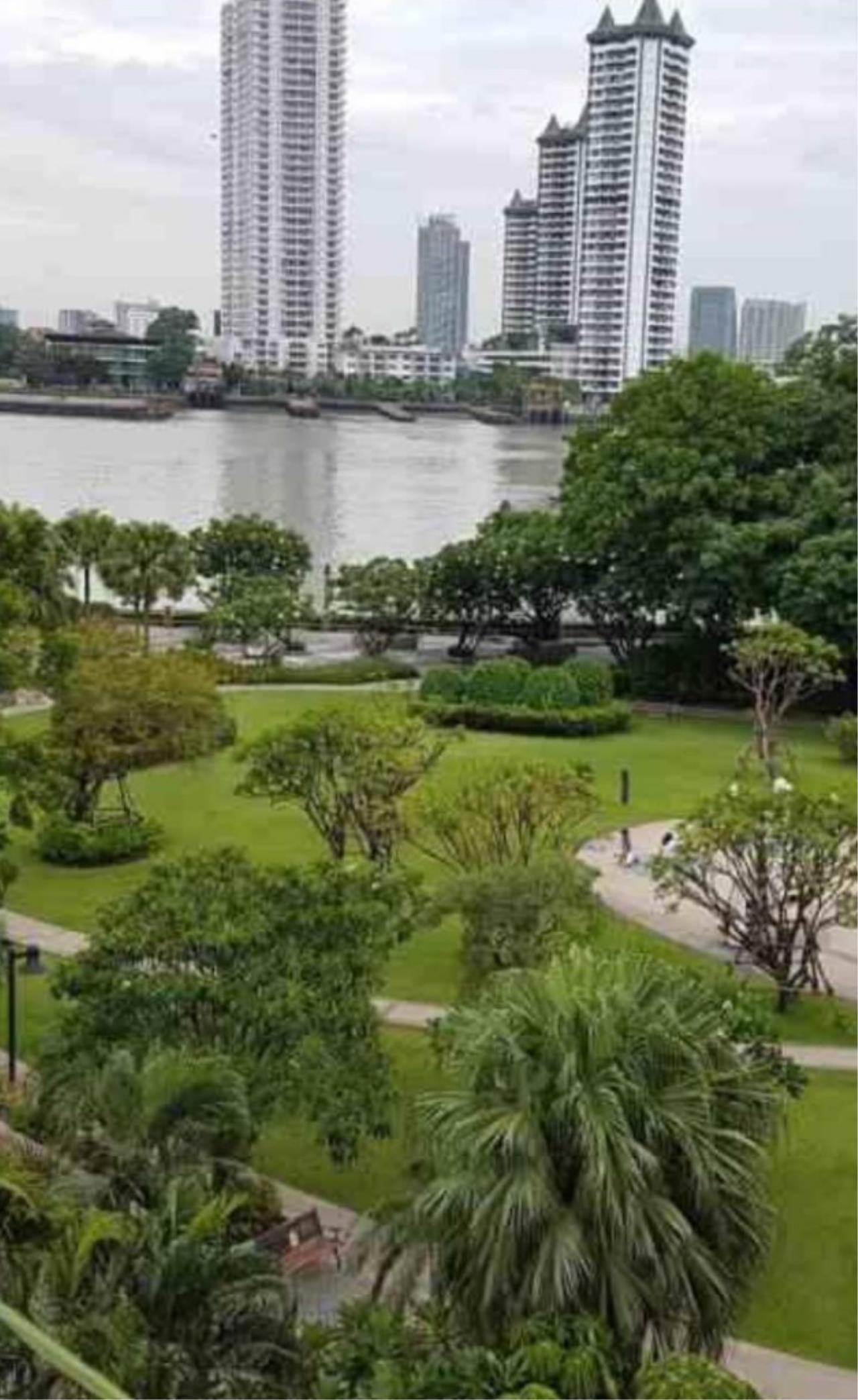 Century21 Skylux Agency's River Heaven / Condo For Sale / 1 Bedroom / 49.37 SQM / BTS Saphan Taksin / Bangkok 8