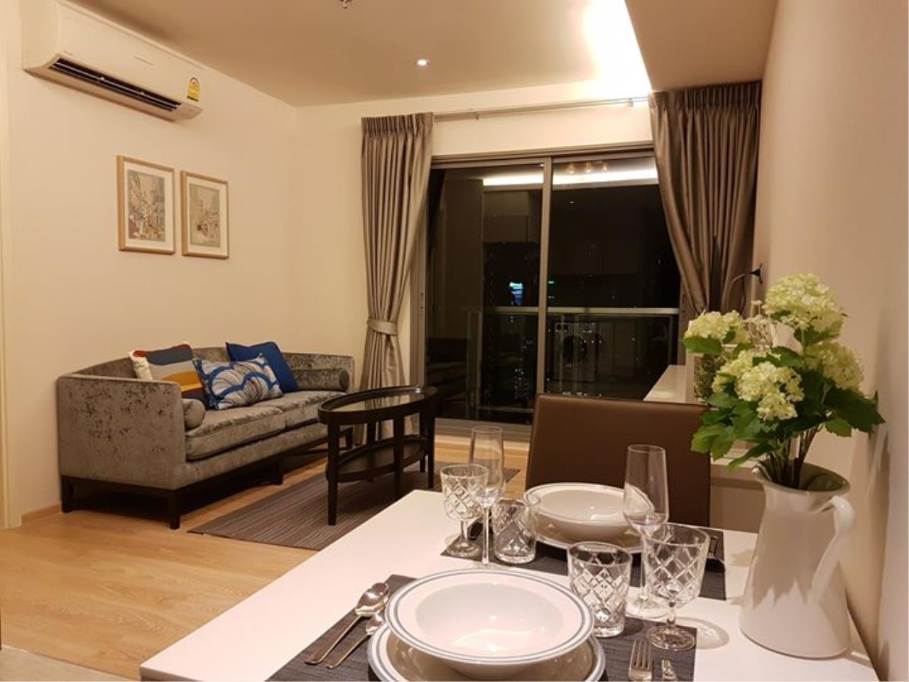 Century21 Skylux Agency's H Sukhumvit 43 / Condo For Rent / 1 Bedroom / 43 SQM / BTS Phrom Phong / Bangkok 1