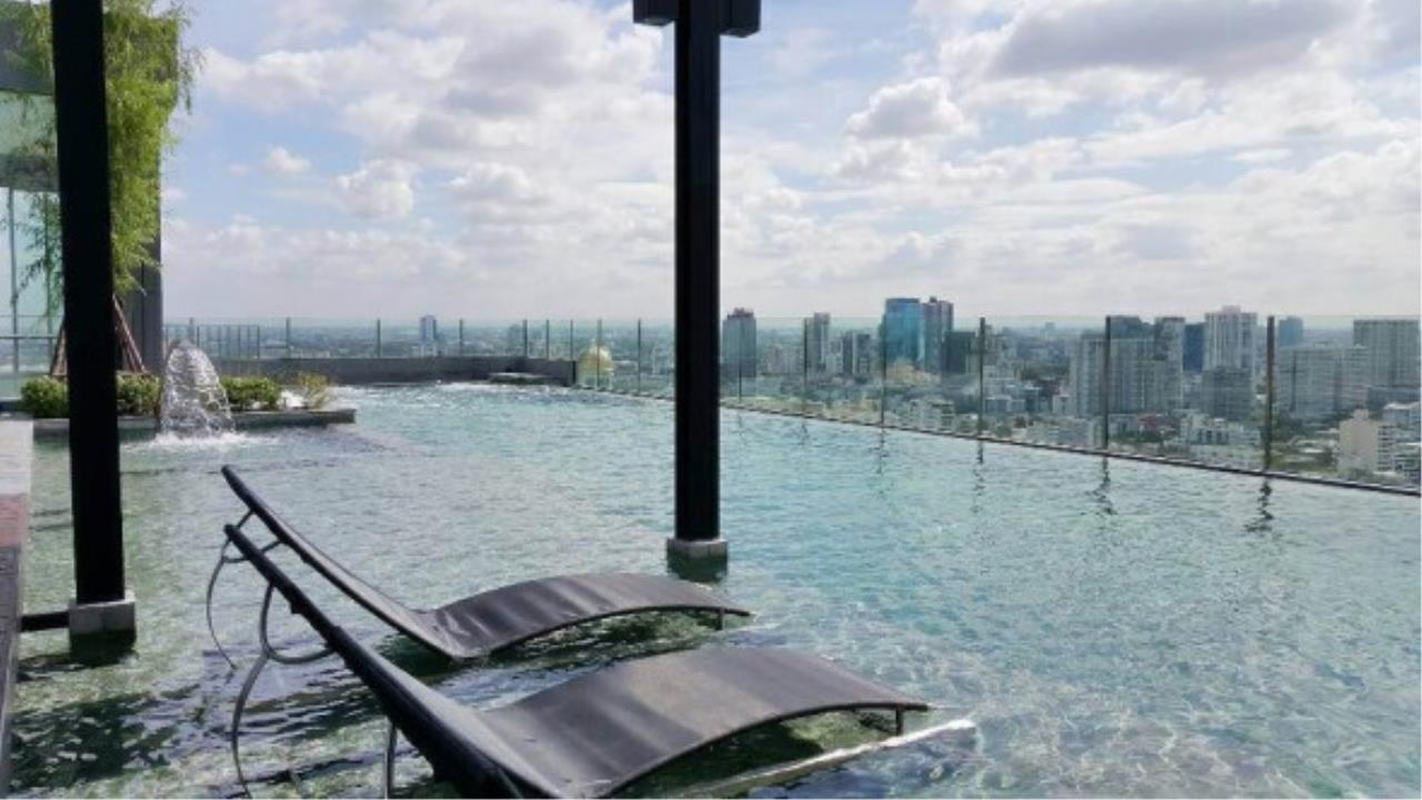 Century21 Skylux Agency's H Sukhumvit 43 / Condo For Rent / 1 Bedroom / 43 SQM / BTS Phrom Phong / Bangkok 7