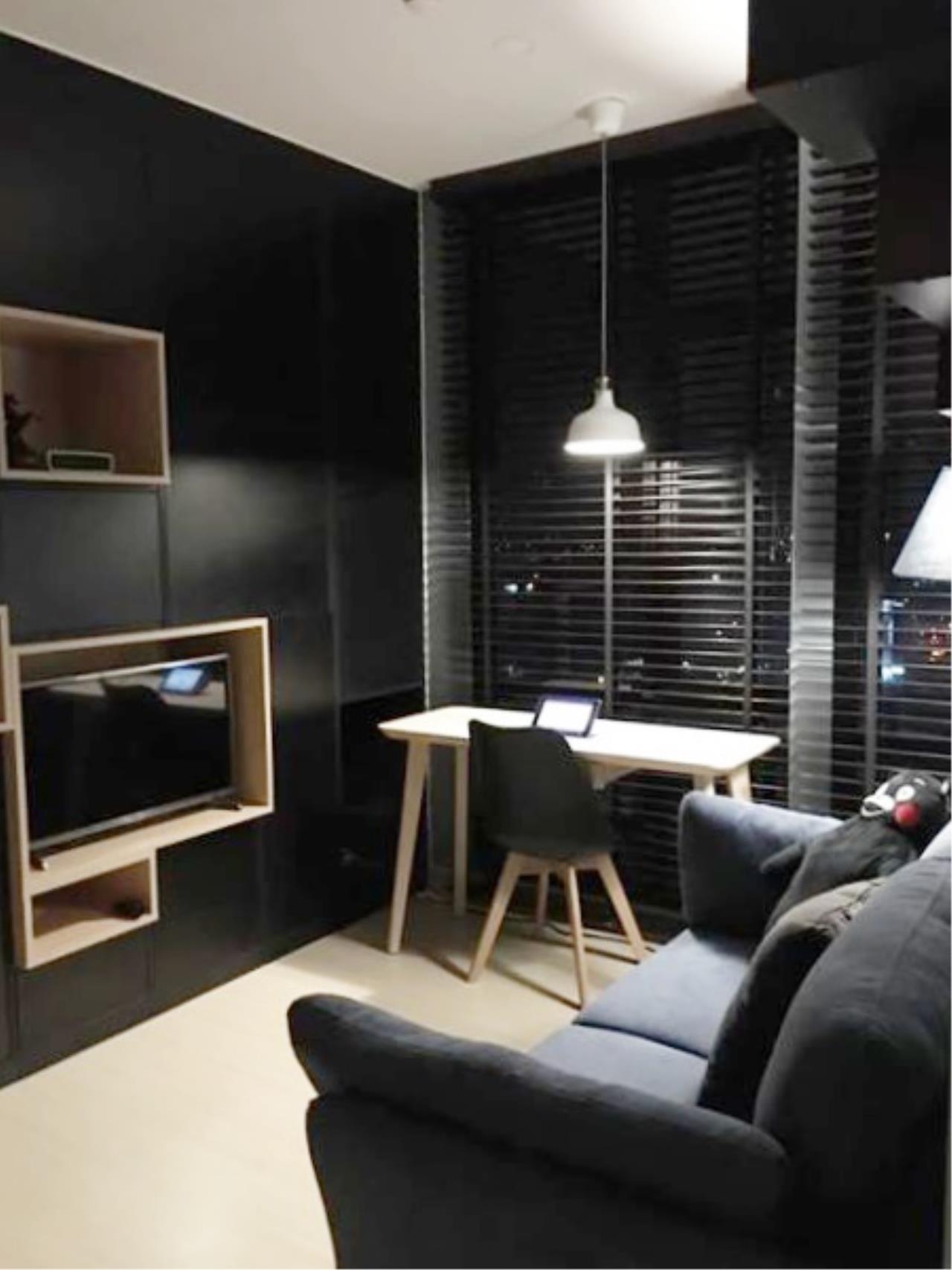 Century21 Skylux Agency's Bangkok Horizon Sathorn / Condo For Sale / 1 Bedroom / 33 SQM / BTS Chong Nonsi / Bangkok 1