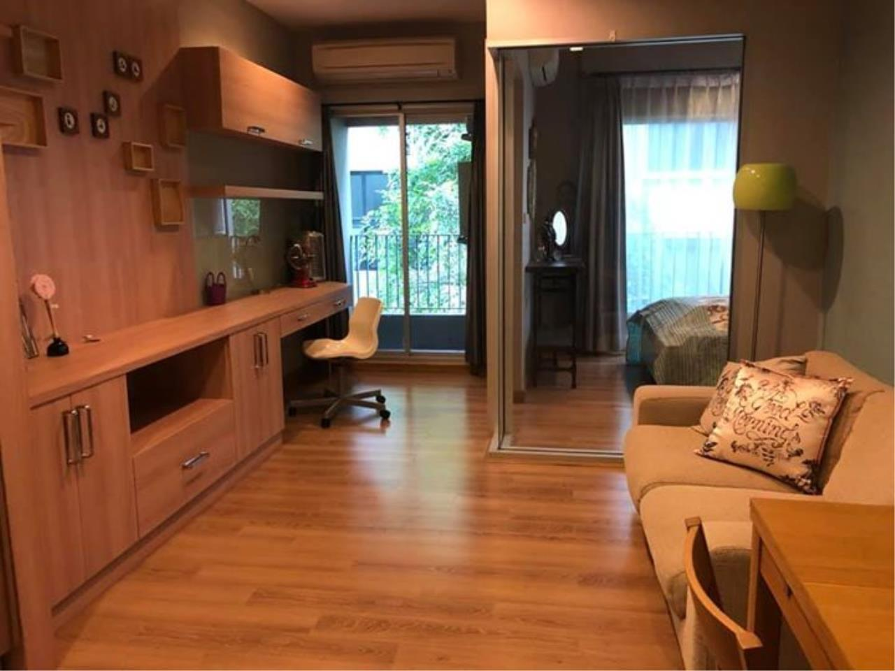 Century21 Skylux Agency's The Seed Musee / Condo For Sale / 1 Bedroom / 34 SQM / BTS Phrom Phong / Bangkok 1