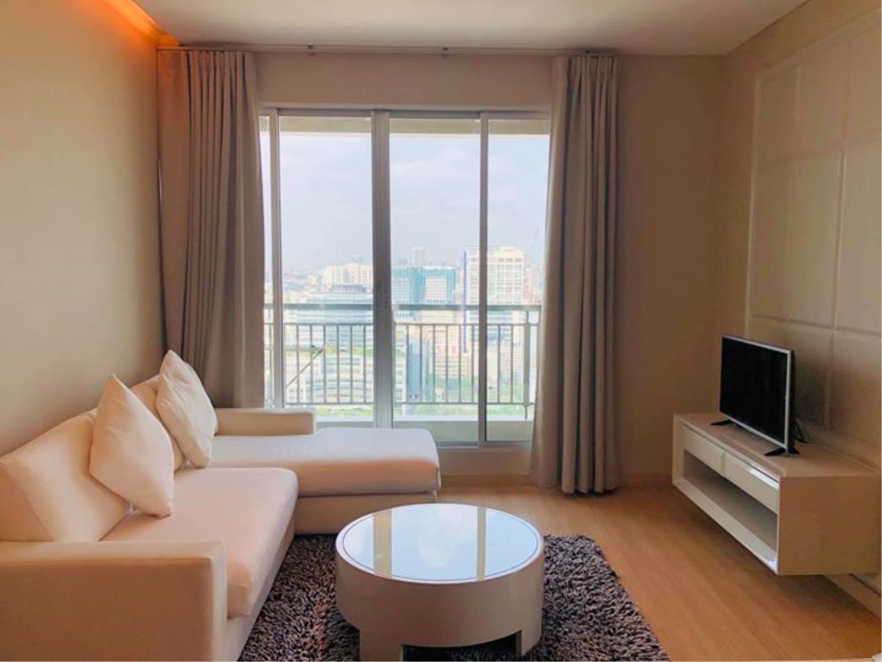 Century21 Skylux Agency's The Address Phayathai / Condo For Sale / 1 Bedroom / 51.5 SQM / BTS Phaya Thai / Bangkok 1
