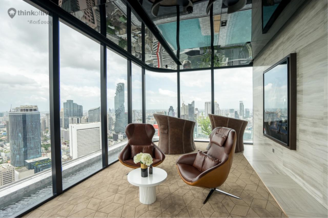 Century21 Skylux Agency's Ashton Chula-Silom / Condo For Rent / 1 Bedroom / 25 SQM / MRT Sam Yan / Bangkok 10