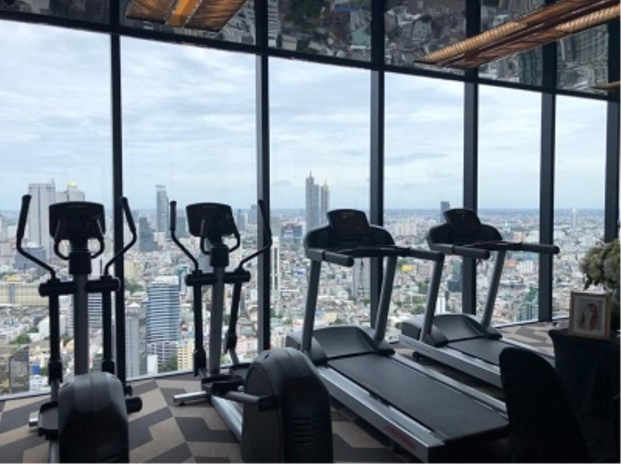 Century21 Skylux Agency's Ashton Chula-Silom / Condo For Rent / 1 Bedroom / 25 SQM / MRT Sam Yan / Bangkok 4