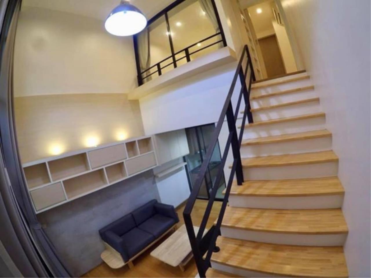 Century21 Skylux Agency's L Loft Ratchada 19 / Condo For Sale / 1 Bedroom / 41 SQM / MRT Ratchadaphisek / Bangkok 6