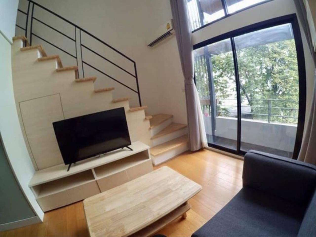 Century21 Skylux Agency's L Loft Ratchada 19 / Condo For Sale / 1 Bedroom / 41 SQM / MRT Ratchadaphisek / Bangkok 7