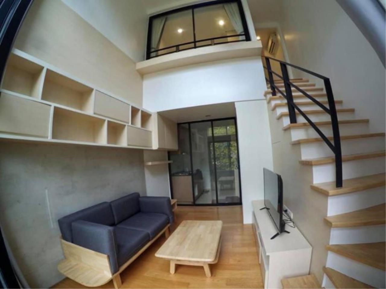 Century21 Skylux Agency's L Loft Ratchada 19 / Condo For Sale / 1 Bedroom / 41 SQM / MRT Ratchadaphisek / Bangkok 2