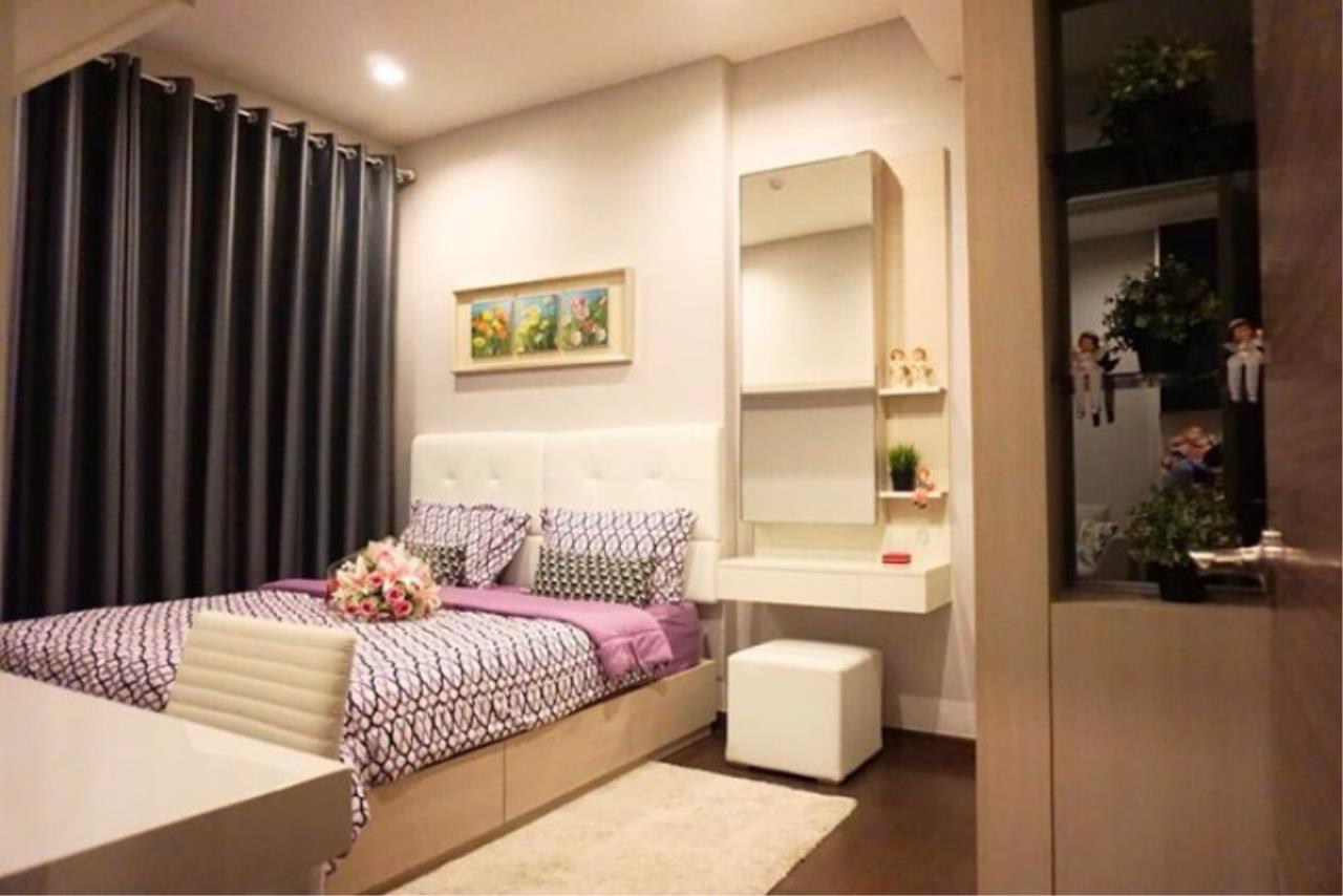 Century21 Skylux Agency's Q Asoke / Condo For Rent / 1 Bedroom / 45.02 SQM / MRT Phetchaburi / Bangkok 5