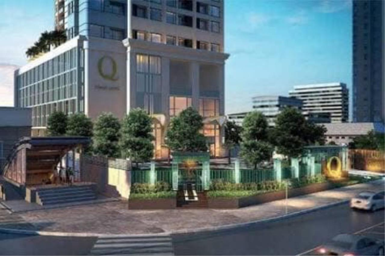 Century21 Skylux Agency's Q Asoke / Condo For Rent / 1 Bedroom / 45.02 SQM / MRT Phetchaburi / Bangkok 8