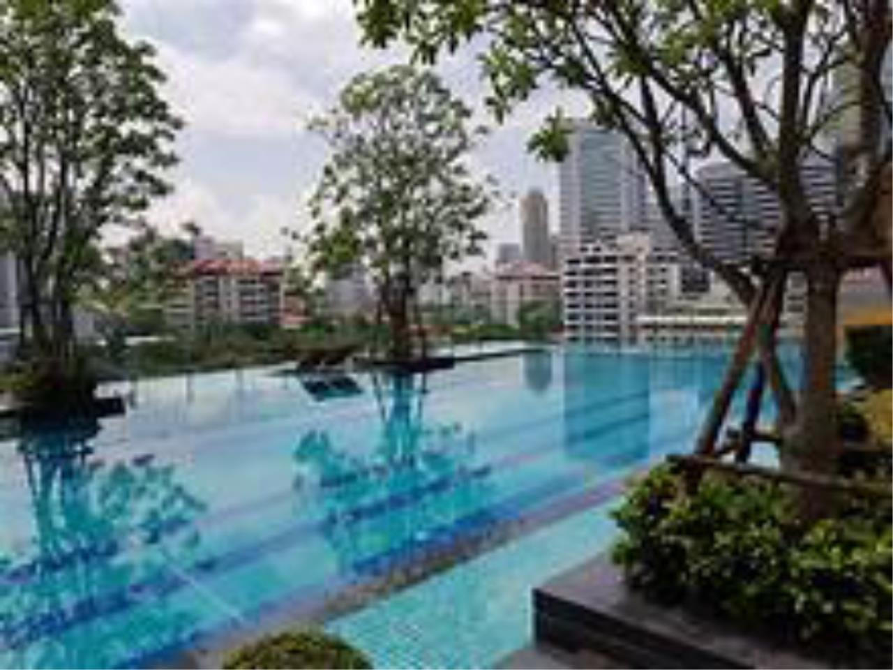 Century21 Skylux Agency's Q Asoke / Condo For Rent / 1 Bedroom / 45.02 SQM / MRT Phetchaburi / Bangkok 7