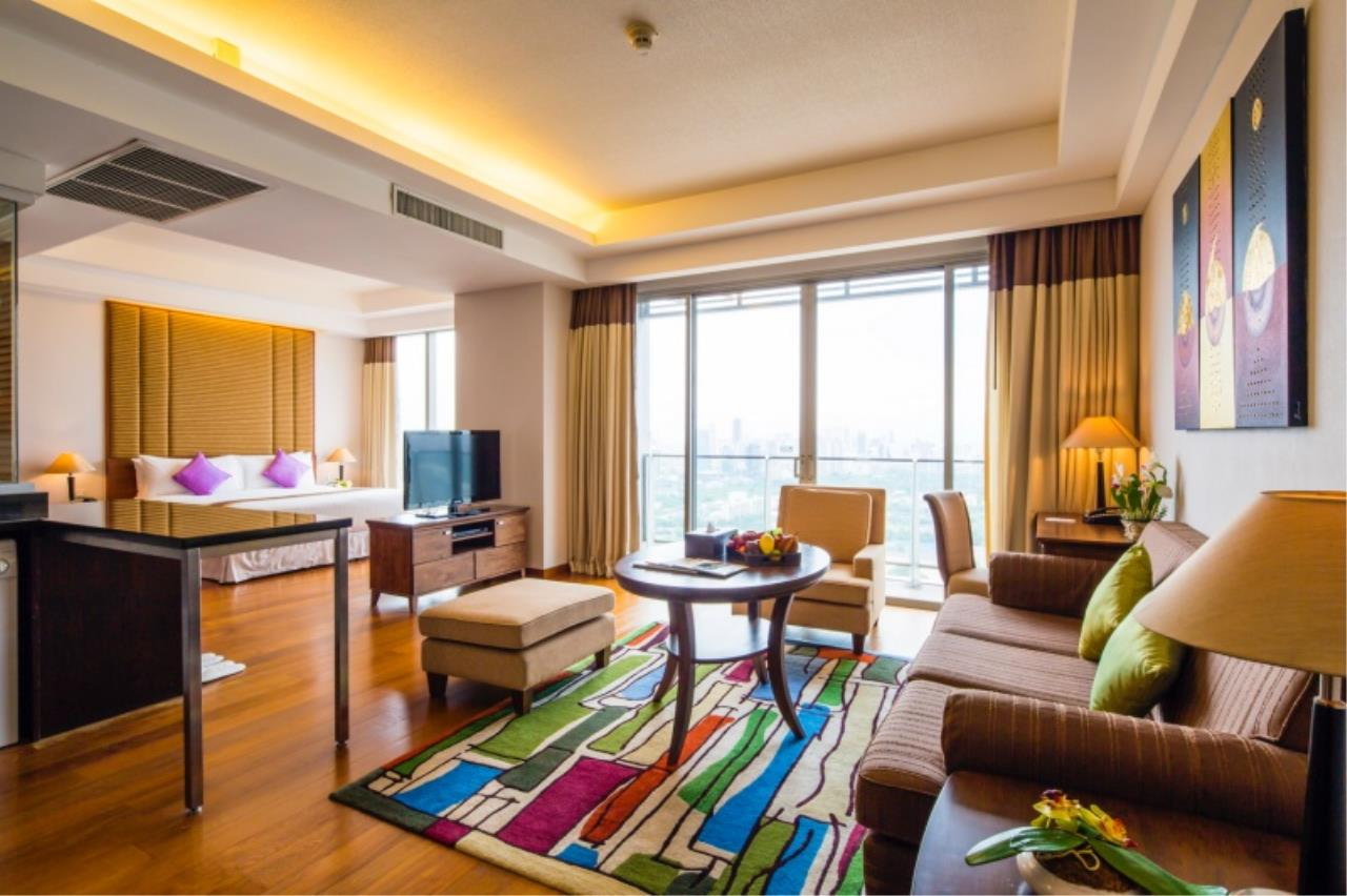 Century21 Skylux Agency's Column Bangkok / Condo For Rent / 1 Bedroom / 62 SQM / BTS Asok / Bangkok 1