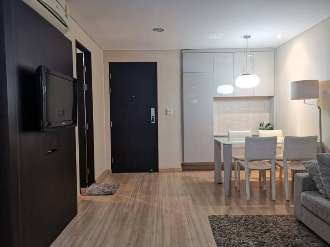 Century21 Skylux Agency's The Address Pathumwan / Condo For Rent / 1 Bedroom / 48.91 SQM / BTS Ratchathewi / Bangkok 2