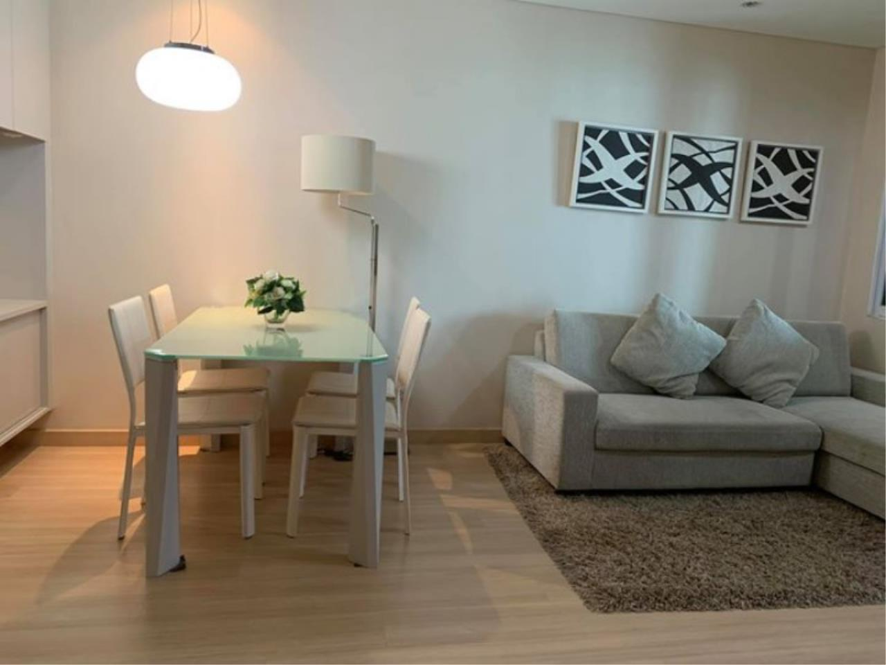 Century21 Skylux Agency's The Address Pathumwan / Condo For Rent / 1 Bedroom / 48.91 SQM / BTS Ratchathewi / Bangkok 1
