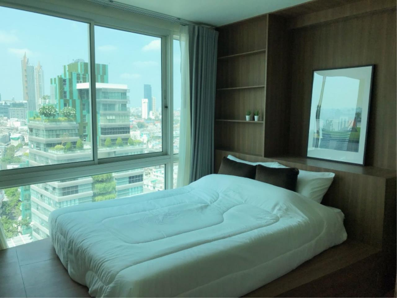 Century21 Skylux Agency's Wish @ Samyan / Condo For Sale / 1 Bedroom / 43.64 SQM / MRT Sam Yan / Bangkok 6