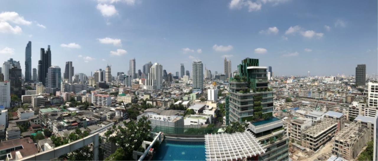 Century21 Skylux Agency's Wish @ Samyan / Condo For Sale / 1 Bedroom / 43.64 SQM / MRT Sam Yan / Bangkok 13