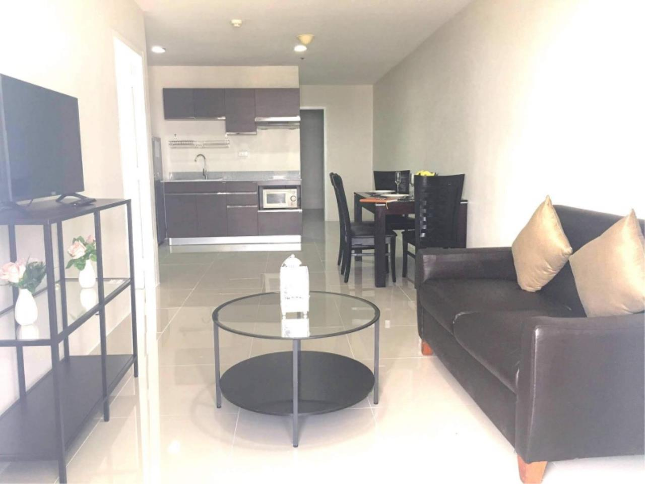 Century21 Skylux Agency's The Waterford Diamond / Condo For Rent / 2 Bedroom / 71.36 SQM / BTS Phrom Phong / Bangkok 1