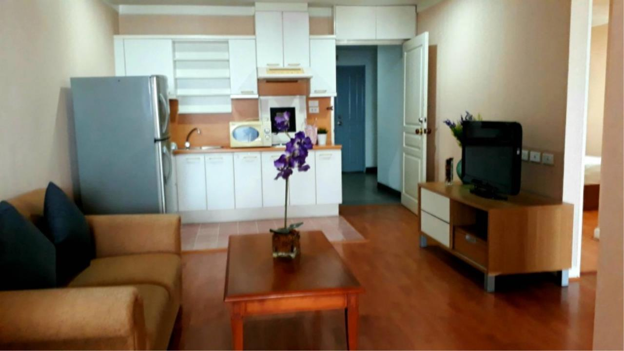 Century21 Skylux Agency's The Waterford Diamond / Condo For Rent / 2 Bedroom / 61.28 SQM / BTS Phrom Phong / Bangkok 1