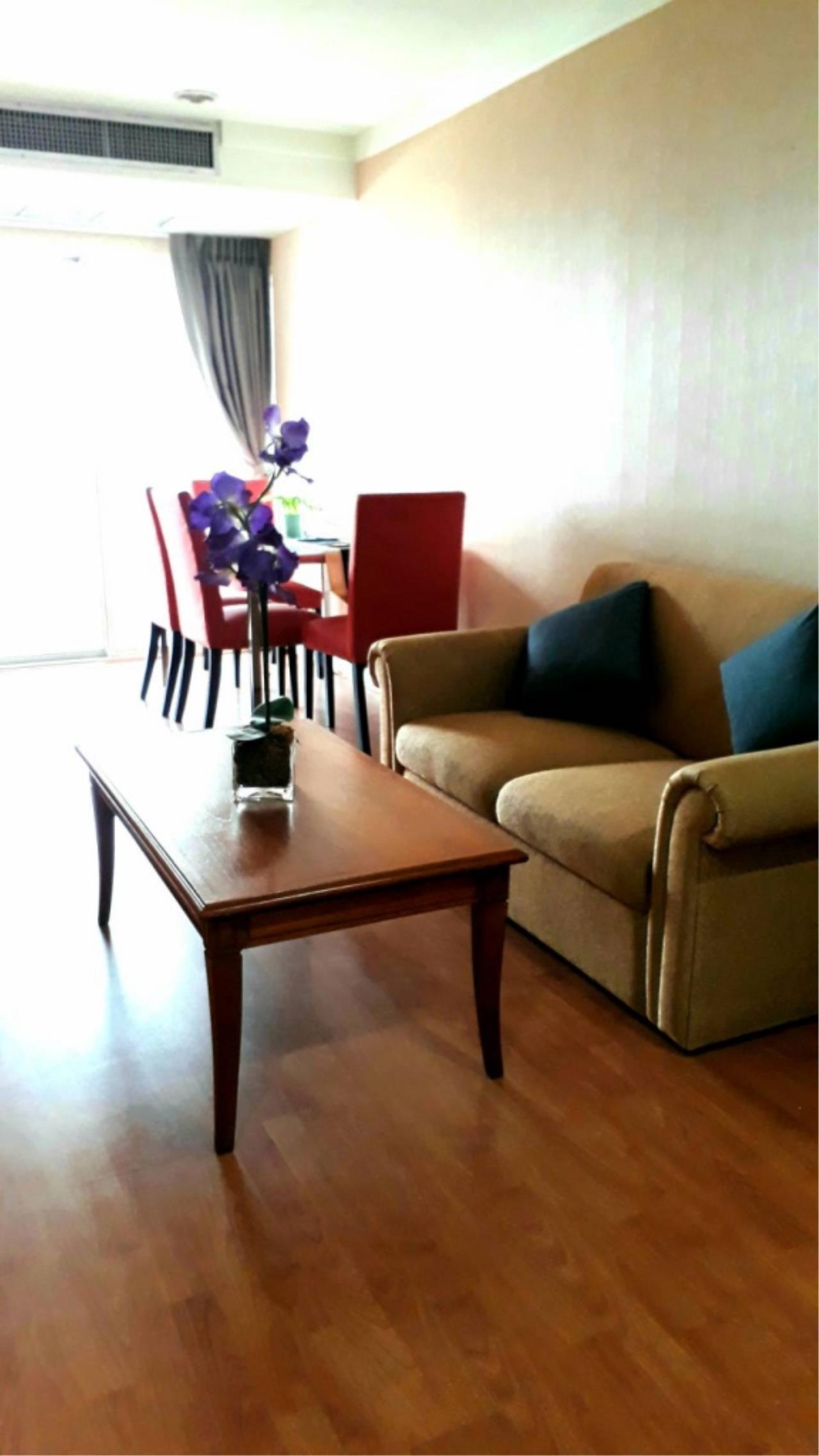 Century21 Skylux Agency's The Waterford Diamond / Condo For Rent / 2 Bedroom / 61.28 SQM / BTS Phrom Phong / Bangkok 4